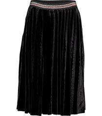kitlyn skirt lång kjol svart unmade copenhagen