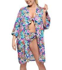 saltabad st ives short kimono * gratis verzending *