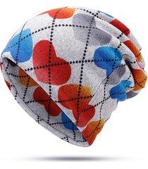 berretto caldo della lana delle donne vogue utile cappello casuale all'aperto di riciclaggio antivento collo cappello più caldo