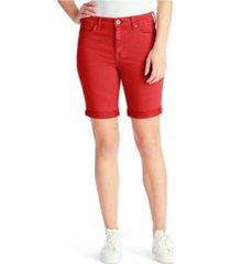 chaps women's bermuda shorts