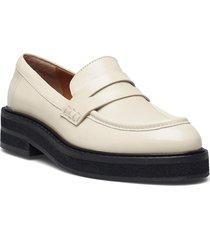 shoes a1248 loafers låga skor rosa billi bi