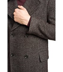 płaszcz repos bordo