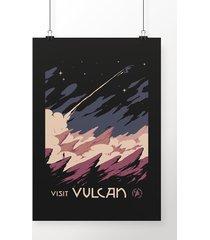 poster visit vulcan