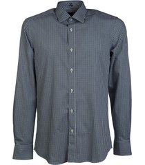 fay checkered shirt