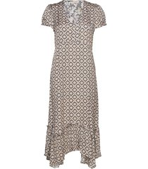 pretty printed dress jurk knielengte multi/patroon odd molly