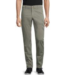 zadig & voltaire men's pit chino pants - khaki - size 38