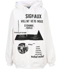 prada oversized hoodie