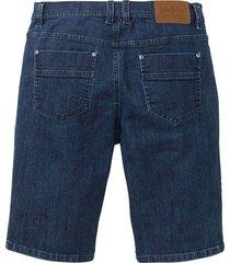 regular fit comfort stretch jeans bermuda