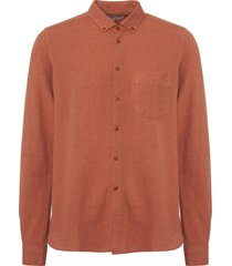 ymc dean shirt - orange p2kaa-80