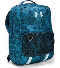 mochila under armour mochila ua armour select infantil masculina azul marinho