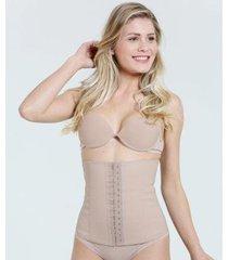 cinta modeladora marisa abdominal feminina