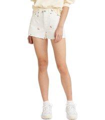 levi's 501(r) original cutoff denim shorts, size 26 in garden variety at nordstrom