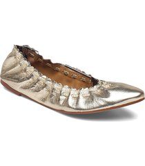 jane ballerinaskor ballerinas silver see by chloé
