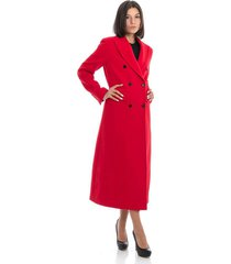 cupid label double-breasted coat