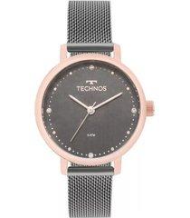 relógio feminino technos fashion 2035mmo/5c