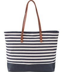 borsa shopper (blu) - bpc bonprix collection