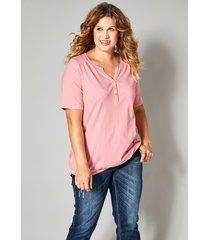 shirt janet & joyce roze