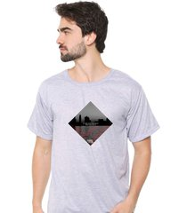 camiseta sandro clothing dream cinza - cinza - masculino - dafiti