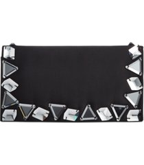 inc aysun gemstone clutch, created for macy's