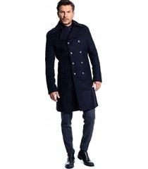 płaszcz spy coat black