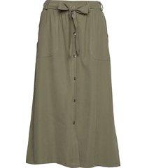 fripjump 3 skirt knälång kjol fransa