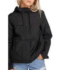women's volcom enemy stone jacket