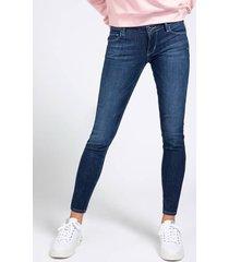 dżinsy model skinny