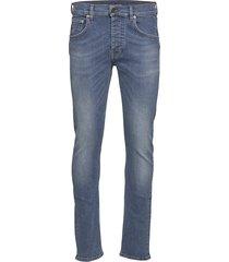 cedar-shape slimmade jeans blå j. lindeberg