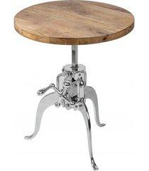 stolik dekoracyjny fabrico drewno mango 62cm