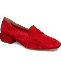 c-5020 loafers låga skor röd wonders