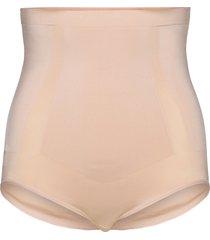 h waist brief lingerie shapewear bottoms beige spanx