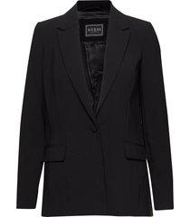 electre blazer blazer colbert zwart guess jeans