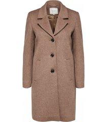 slfsasja wool coat