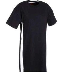 vestido negro topper urban mujer l 21437 negro