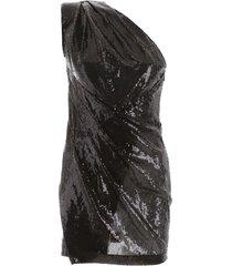 dsquared2 micro sequins mini dress