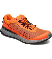 m ultra swift shoes sport shoes running shoes orange the north face