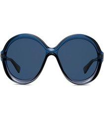 bianca 58mm round sunglasses