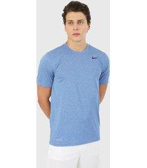 camiseta azul nike dry legend 2 tee