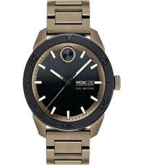 reloj bold movado modelo 3600511 beige