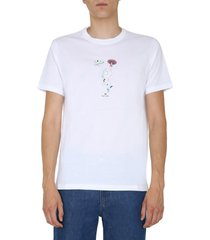 ps by paul smith mushroom t-shirt