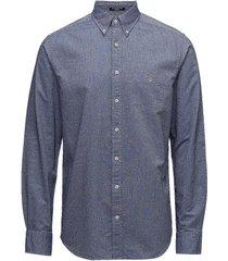 reg oxford bd skjorta casual blå gant