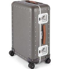 bank spinner 76 aluminium suitcase