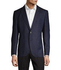 janson virgin wool sport jacket