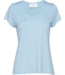 jacksonville t-shirts & tops short-sleeved blå american vintage