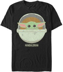 fifth sun men's cute bassinet short sleeve crew t-shirt