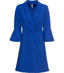 abito business (blu) - bodyflirt boutique