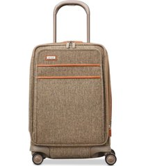 "hartmann tweed legend 20"" global carry-on expandable spinner suitcase"