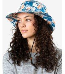 pistil women's tristan floral print sun hat