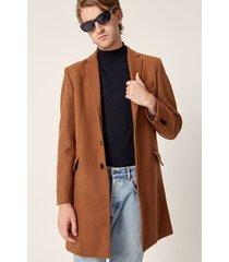 tapado marrón prototype coat
