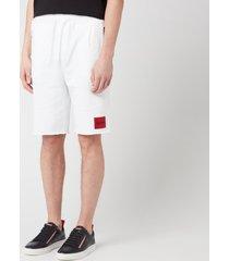 hugo men's dactus shorts - white - xl